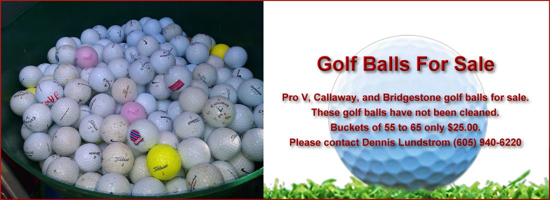 golfballs for sale